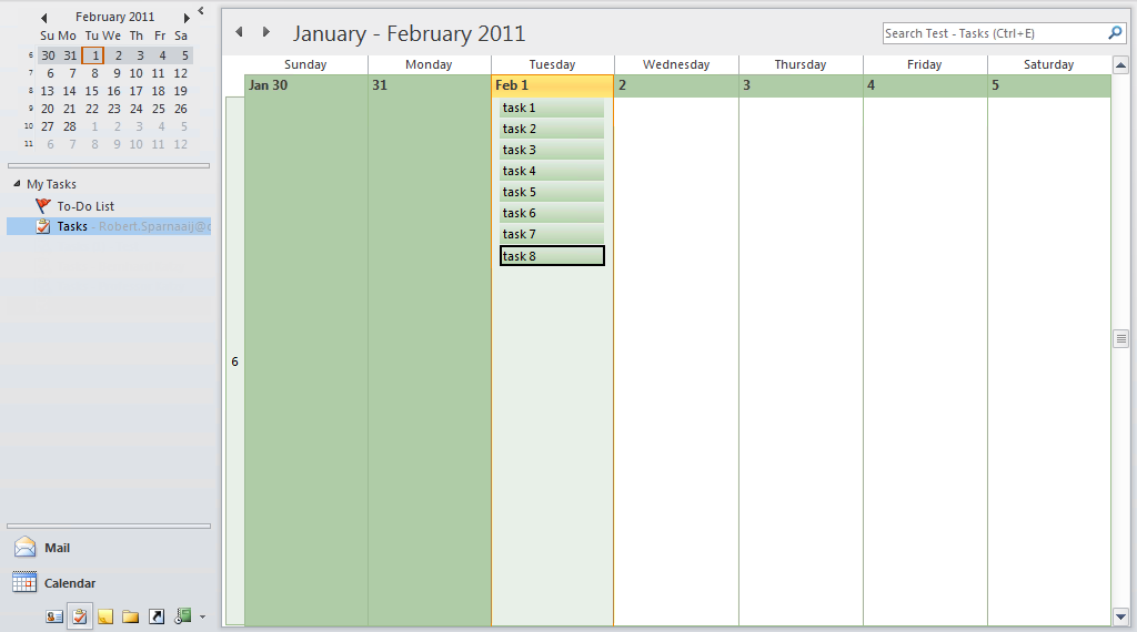 Daily Task List Planner MSOutlookinfo – Microsoft Daily Planner