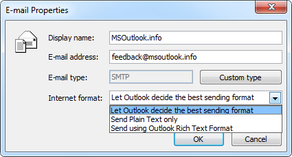 how to create a email address group in outlook 2010