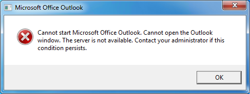 Allow Outlook to make changes to this computer? - MSOutlook info