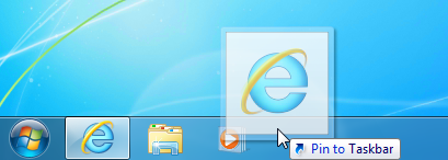 By pinning OWA to your Taskbar, all OWA windows remain grouped.