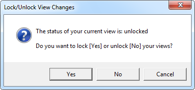 Locking your Views against accidental changes