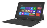 Microsoft Surface tablet with Windows RT